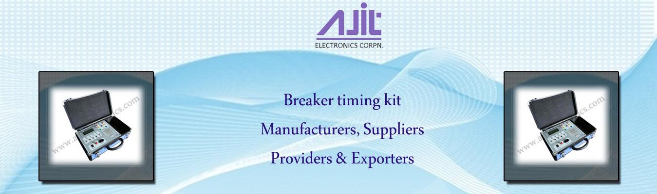 Breaker timing kit