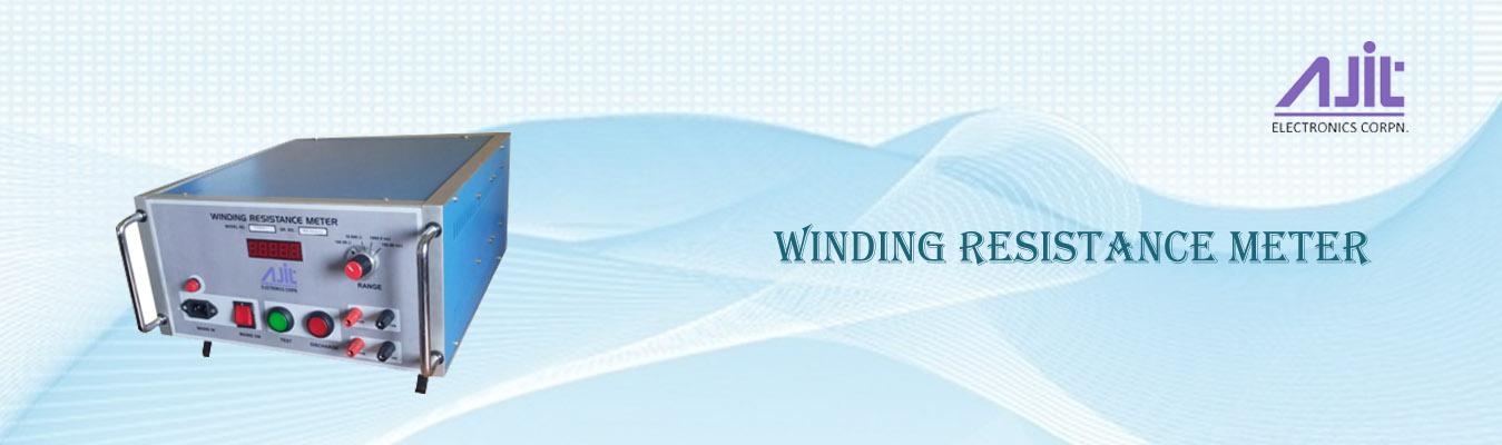 Winding Resistance Meter